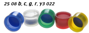 2508b3022 2508c3022 2508g3022 2508r3022 2508y3022 Schnappkappe Snap Top Caps Snap on cap snap seal push on Kappe 8mm SIL-PTFE 6x32mm 7x30mm 7x40mm 8x30mm 8x40mm ND8 N8 CE GC HPLC 99 MULTI