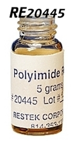 RE20445 Polyimide-Kleber-5g-300-350C polyimide-sealing-resin Agilent-500-1200 CRS-204002 Fisher-06-717-770 40Multi
