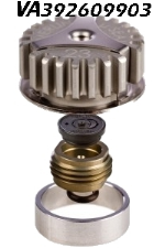 VA392609903 Merlin-Microseal Septum-Kit high-pressure 3-100psi Bruker-Varian 1177 392609903 Setum-high 5182-3444 Septum-SPME 392609902 75